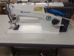 Máquina de costura reta sansei Direct Drive