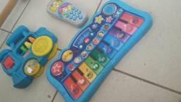 Brinquedos musicais Fisher price