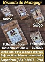Biscoitos de Maragogi Revendedor