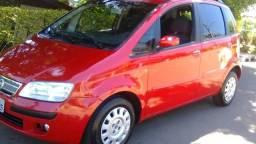 Fiat Idea ELX 1.4 2006 Vermelho - Único dono! - 2006