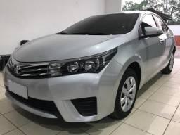 Corolla 2017 Gli CVT 1.8 37mil KM Semi Novo Impecável - 2017