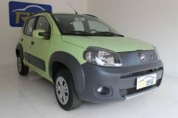 Fiat Uno Way 1.0 8V (Flex) 4p 2012 - 2012