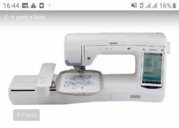 Maquina de bordar bp2100
