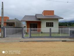Casa Nova em Alvenaria em Indaial na Estrada das Areias