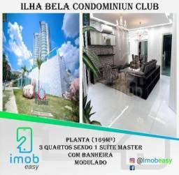 Usado, Ilha Bela, 3 quartos sendo 1 suíte master com banheira (modulado e climatizado) comprar usado  Manaus