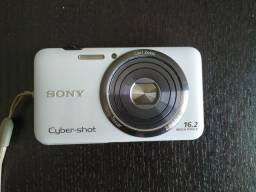 Câmera Sony cyber shot 16 mpx