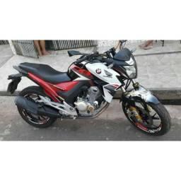 .Vende-se moto cb twister equipada - 2019