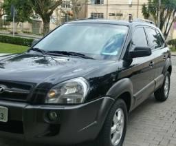 Hyundai Tucson 2.0 completa 2005 - 2005