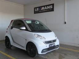 Smart fortwo 2013/2014 1.0 passion cabrio turbo 12V gasolina 2P automatico - 2014