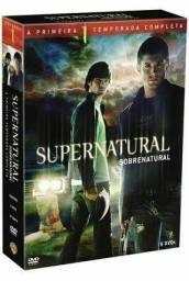 Dvd Sobrenatural Primeira temporada