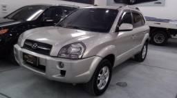 HYUNDAI TUCSON 2008/2008 2.0 MPFI GL 16V 142CV 2WD GASOLINA 4P MANUAL - 2008