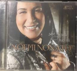 Cd Noemi Nonato Sem Jesus não dá *capa nova