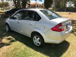 Fiesta 1.6 completo bancos de couro e kit gás 2019 pago!!!!! - 2005