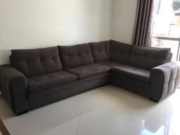 Sofa De Canto Retratil Casas Bahia Baci Living Room