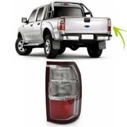 Lanterna Traseira Ford Ranger 2009 Até 2012 Bicolor Depo Lado Direito