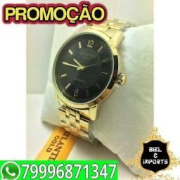 d9d504e6835 Relógio Atlantis Gold Original (79996871347)