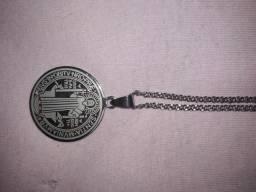 Medalhão católico
