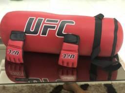 Saco de pancada infantil UFC + Par de luvas