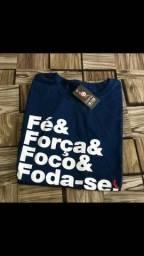 Camisas Básicas, 3 por R$60