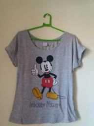Blusinha do Mickey