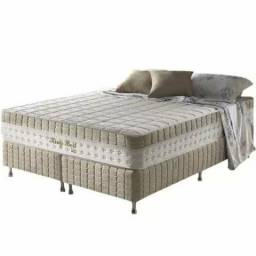 Cama Box Queen size anjos king best E536