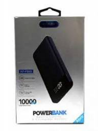Bateria Carregador Portátil Power Bank Polímero 10.000mAh Knup PB05