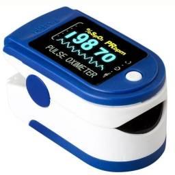 Oximetro Digital adulto display colorido!