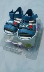 Sapato masculino infantil
