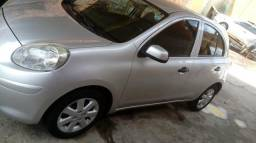 BAIXEI Nissan March S 1.0 16V 12/13 - 2013