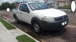 Fiat Strada Cabine Estendida - 2016