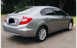 Honda civic lxr 2.0 (parcelo no boleto - 2014