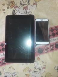 Tablet é um celular