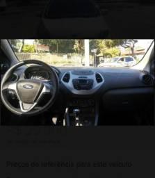 Ford ka hatch - 2015