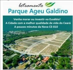 Título do anúncio: $$ Lotes no Eusébio // ideal para morar ou investir $$