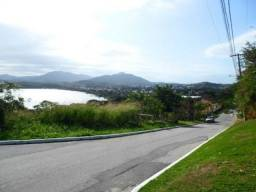 Terreno 1.100 m2 com linda vista para a lagoa