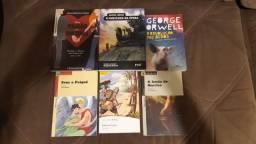 Otimos Livros - A Revolução dos bichos, Robinson Crusoe e etc