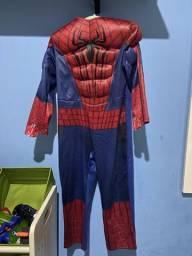 Fantasia Homem Aranha - Europa comprar usado  Vila Velha