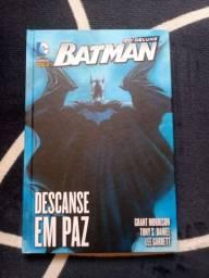 Hqs Batman - Historia em Quadrinhos - Capa dura