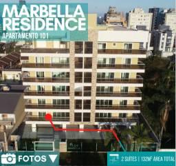 Apartamento 132m2 em Caiobá, Matinhos, 2 Quartos Suítes, R$ 690 mil Ref-425