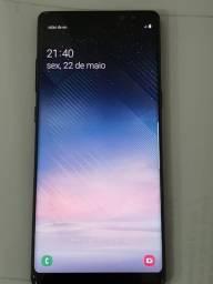 Samsung Galaxy Note 8 N950 128GB 6GB Ram Tela 6.3 Preto comprar usado  Florianópolis