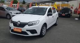 Renault Sandero Life SCe 1.0 2020 - Fone : 41- * Rafael