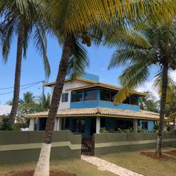 Linda Casa Guarajuba Duplex 4 suítes piscina Decorada Cond. Sol Estrada do Coco