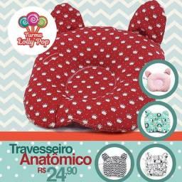 Travesseiro Anatômico (preço de fábrica)