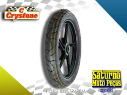 Pneu 80/100-14 Biz 100-110-125/ Pop 110 Crystone (054)