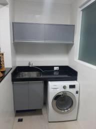 Apartamento de 67m2, 2 Quartos e 1 Banheiro, em Santa Barbára
