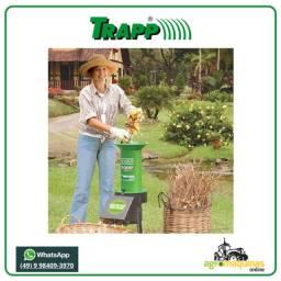 Promoção - Triturador de Galhos e Residuos Organicos TR-200 - Trapp