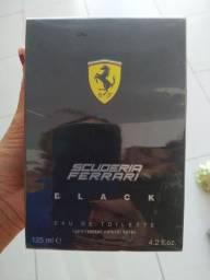 ***Conquiste a mulher dos seus sonhos*** Perfume Ferrari Black original com selo..