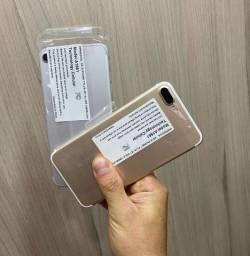 iPhone 7 Plus no plástico 128gb garantia loja física
