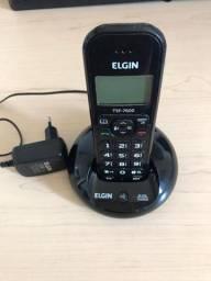 Telefone sem Fio Elgin Identificador de Chamada (Valor Negociável)
