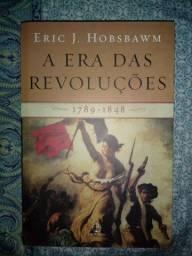 A Era das Revoluções (1789 - 1848) - Eric J. Hobsbawm, Frete Grátis